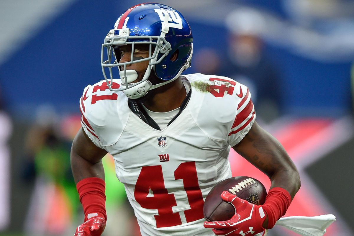 Positional review Cornerback — what will Giants do with Dominique