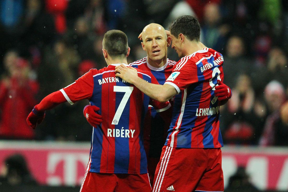 Soccer - Bundesliga - Bayern Munich vs. Cologne