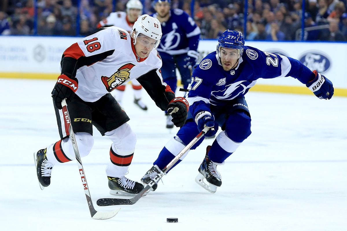 f893003c0a5 Ottawa Senators at Tampa Bay Lightning preview: Ubergate is in the past,  let's play hockey