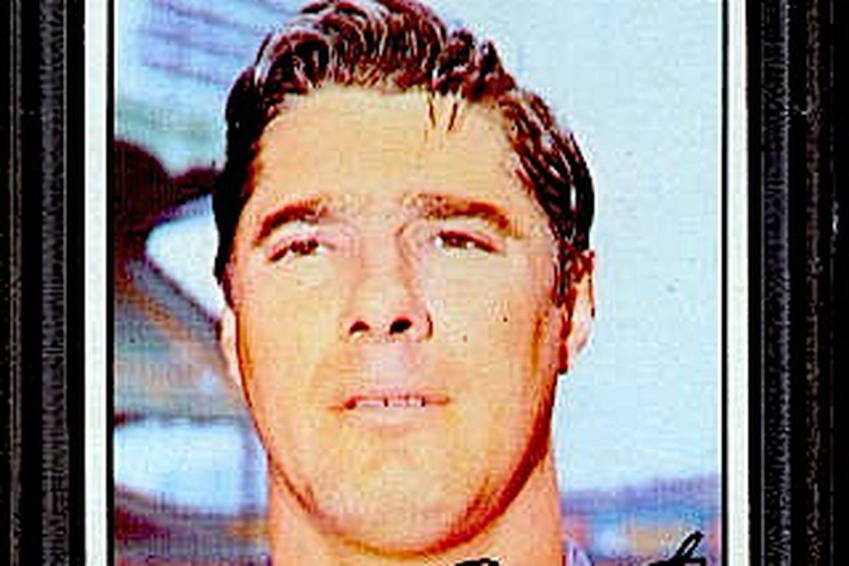 GEORGE BRUNET IN 1967