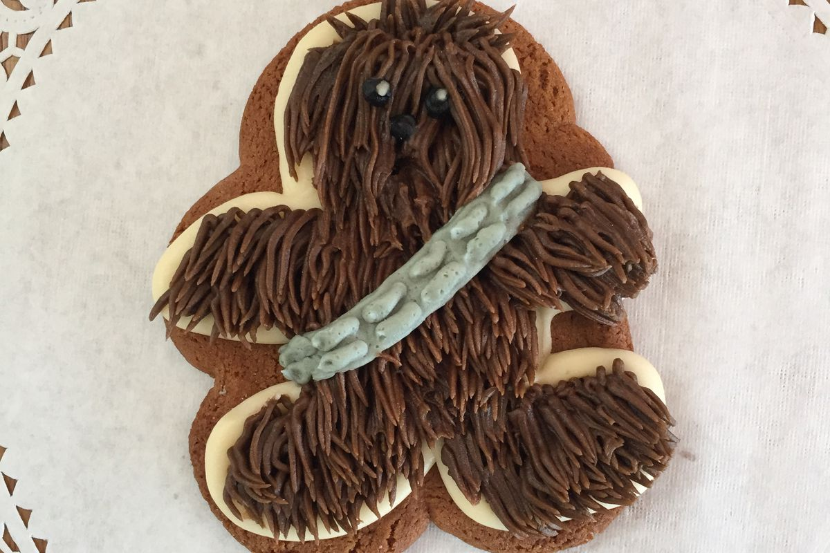 The GingerWookiee from Sugar Mama's Bakeshop