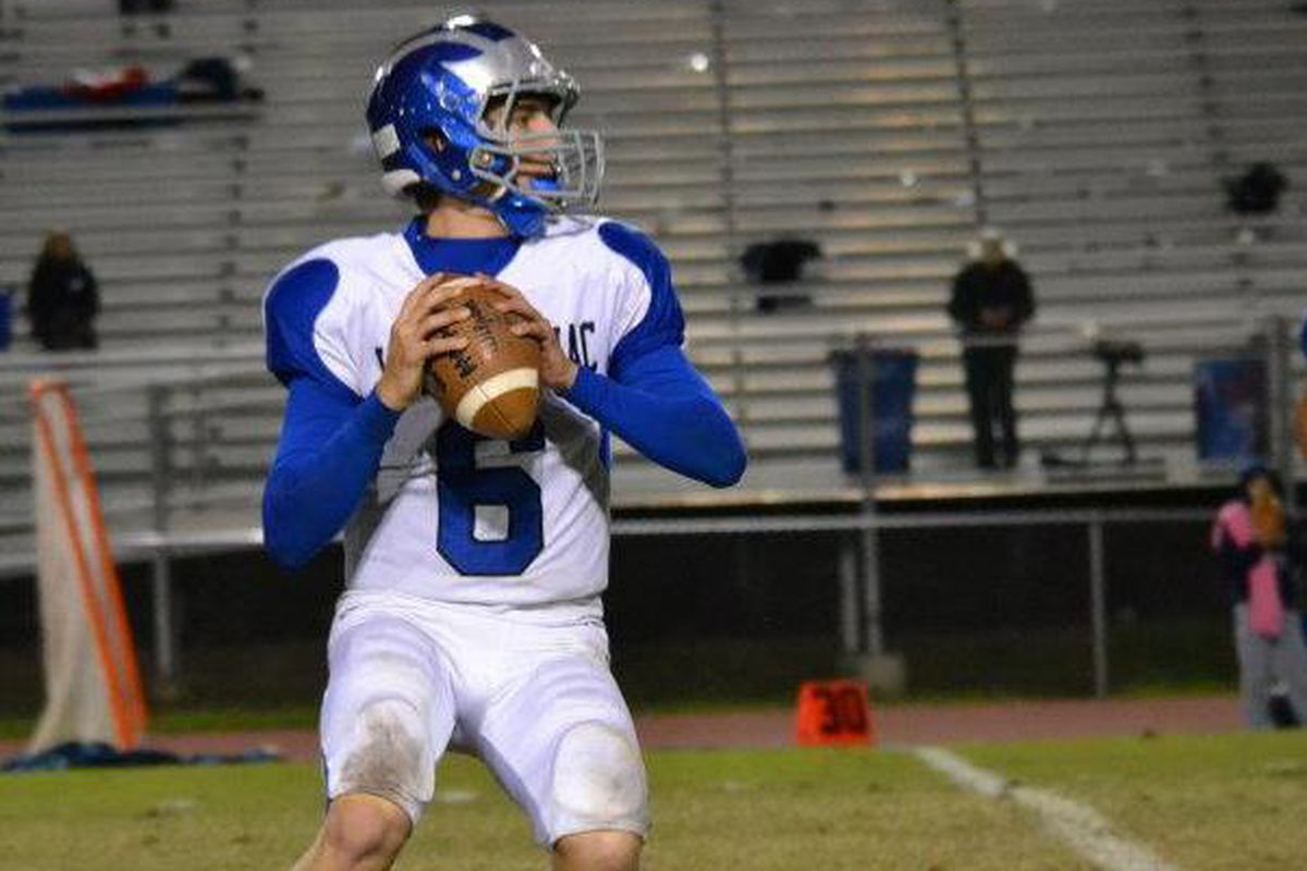 '14 QB Caleb Henderson is hoping for an offer from Ohio State in May/June