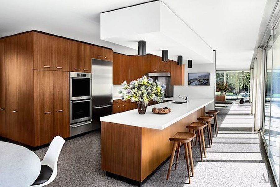 20 Charming Midcentury Kitchens Ranked From Virtually