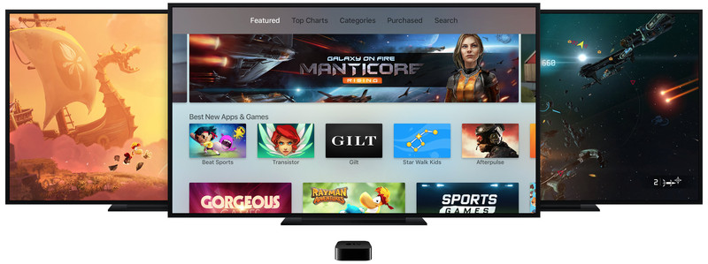 Unofficial Apple TV top charts show games are off to a strong ...