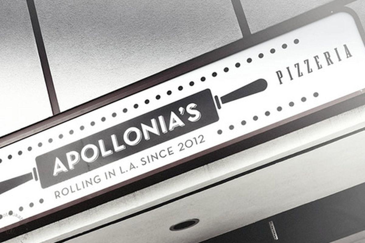 Apollonia's Pizzeria, Los Angeles