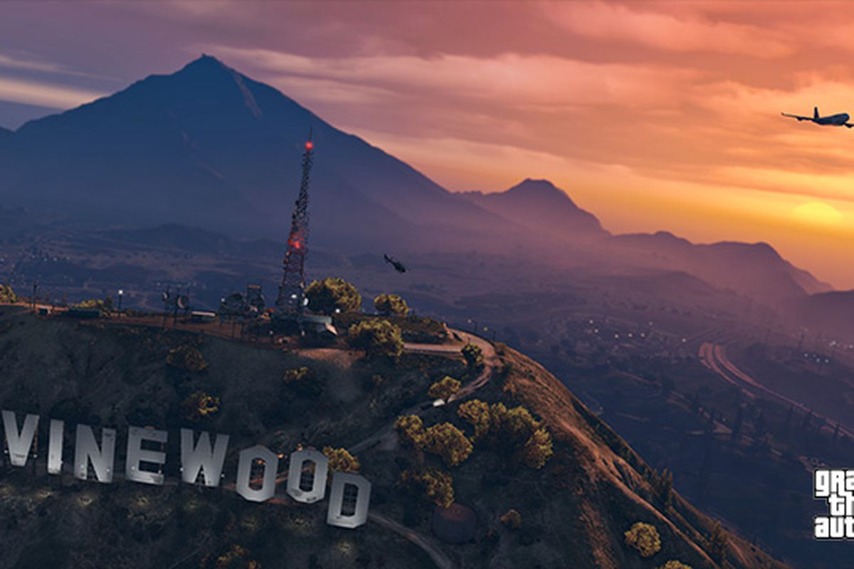 Gta 5 Is Coming To Ps4 And Xbox One Nov 18 Pc Jan 27 Polygon