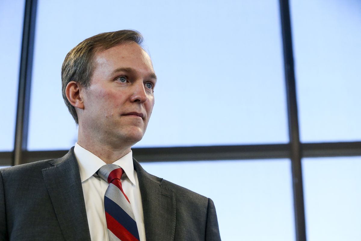 Democrat Ben McAdams: I stand with Mike Lee — 'Beto, take it back'