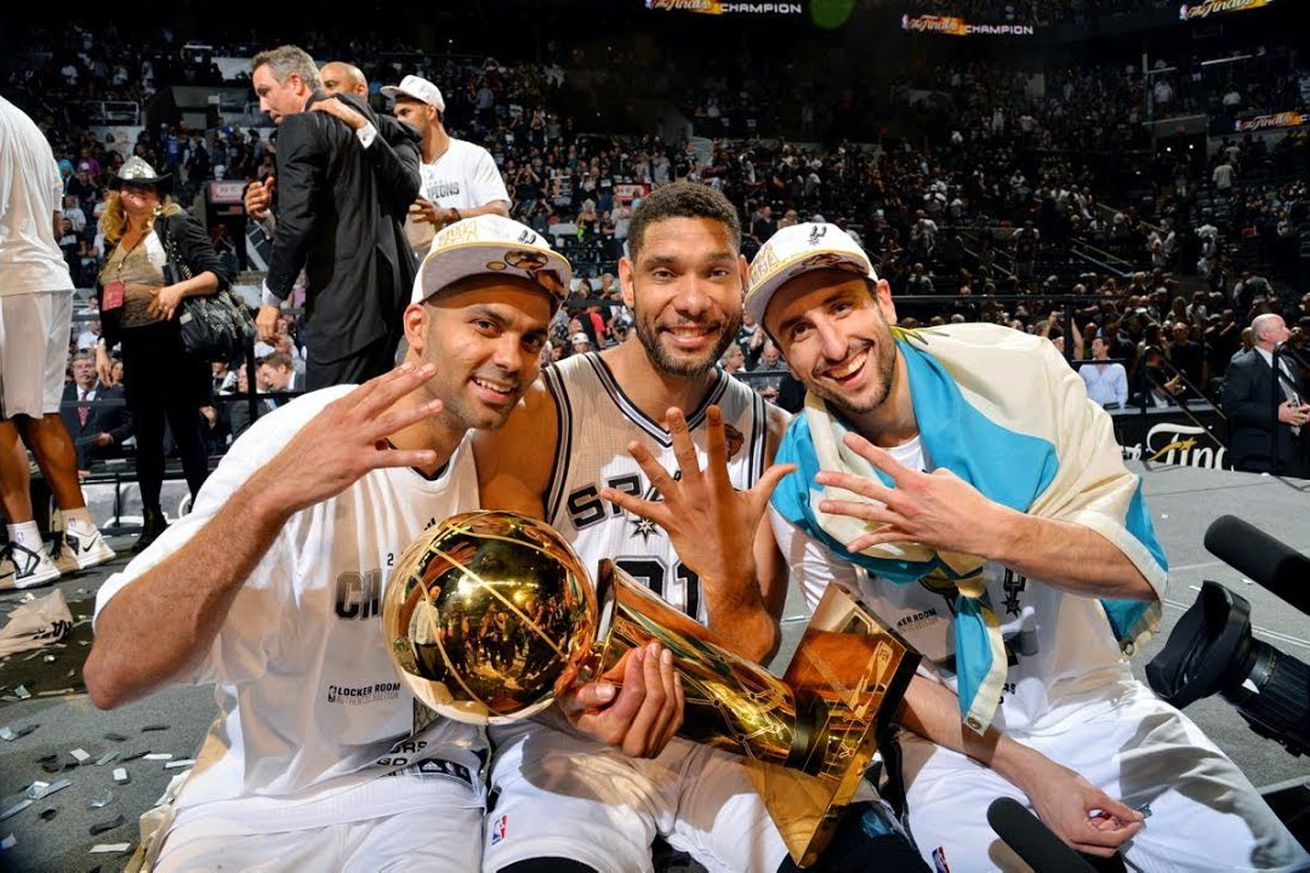 Determining the greatest play in Spurs playoff history