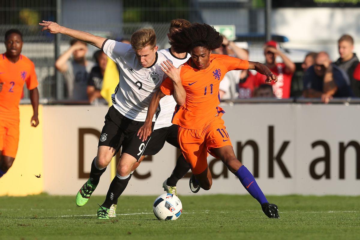 Germany U19 v Netherlands U19 - International Friendly