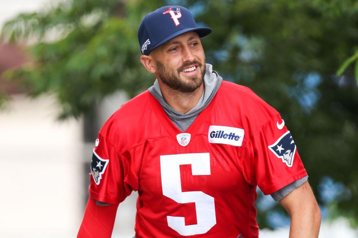 NFL: New England Patriots Minicamp