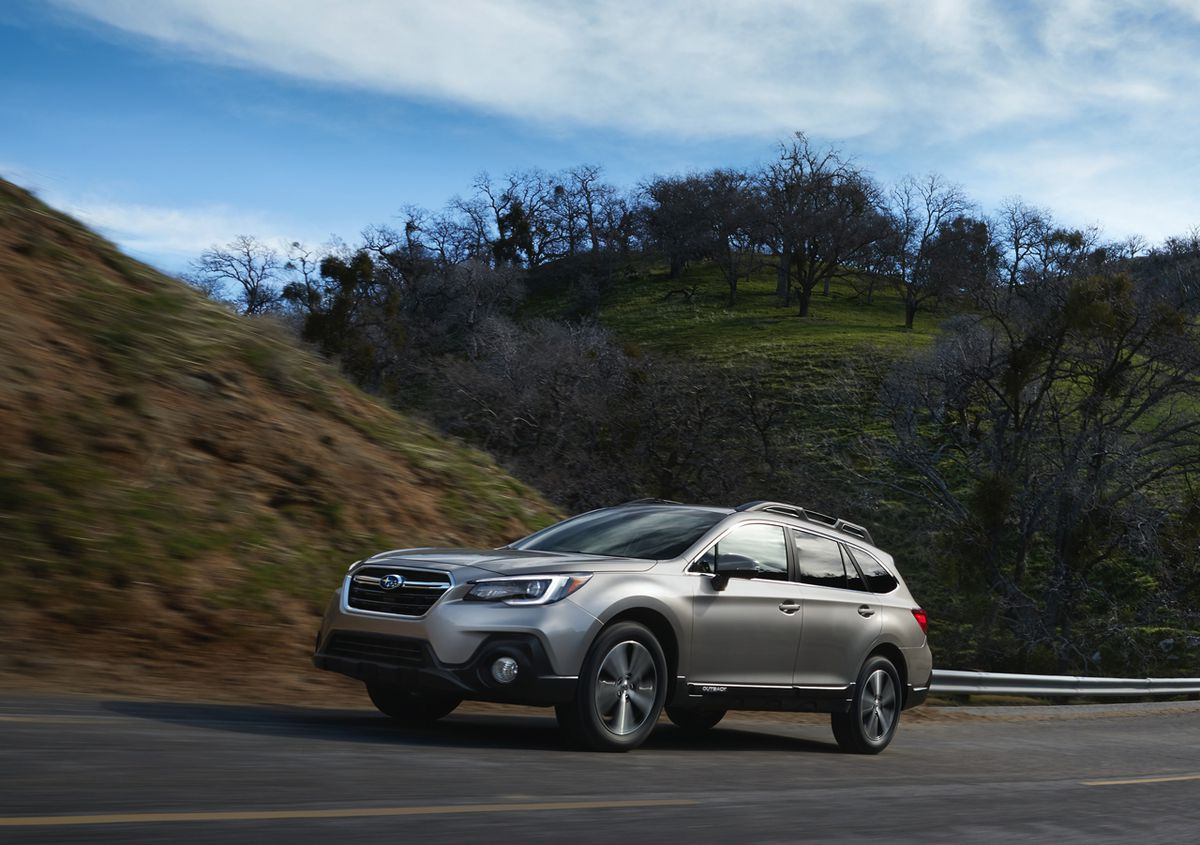 Top-rated 2018 Subaru Outback