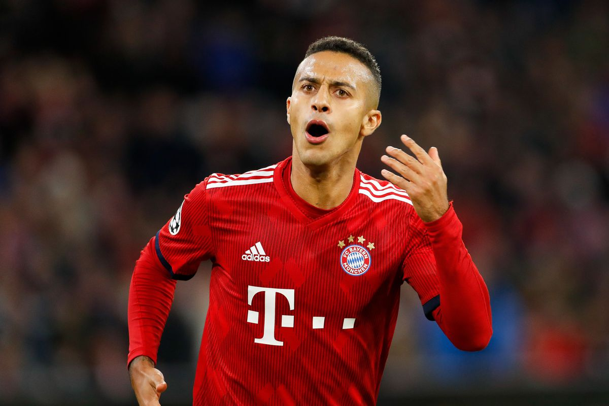 Bundesliga | Thiago Alcantara happy to commit his future ...