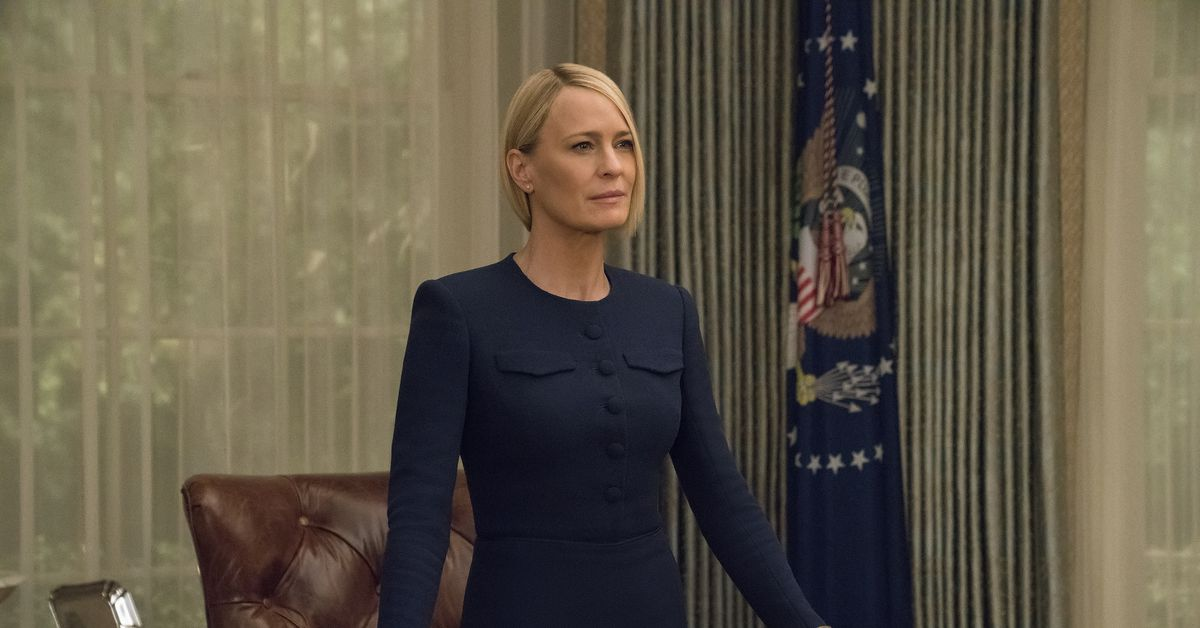 I am no House of Cards fan. The most enthusiasm I ve ever had for the show 9f38511dd