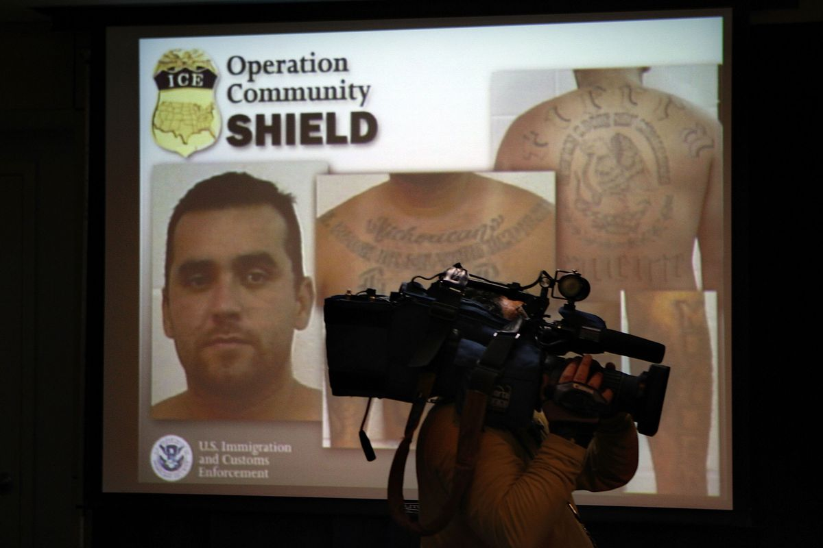 Homeland Security Department Unveils New Anti-Gang Initiative