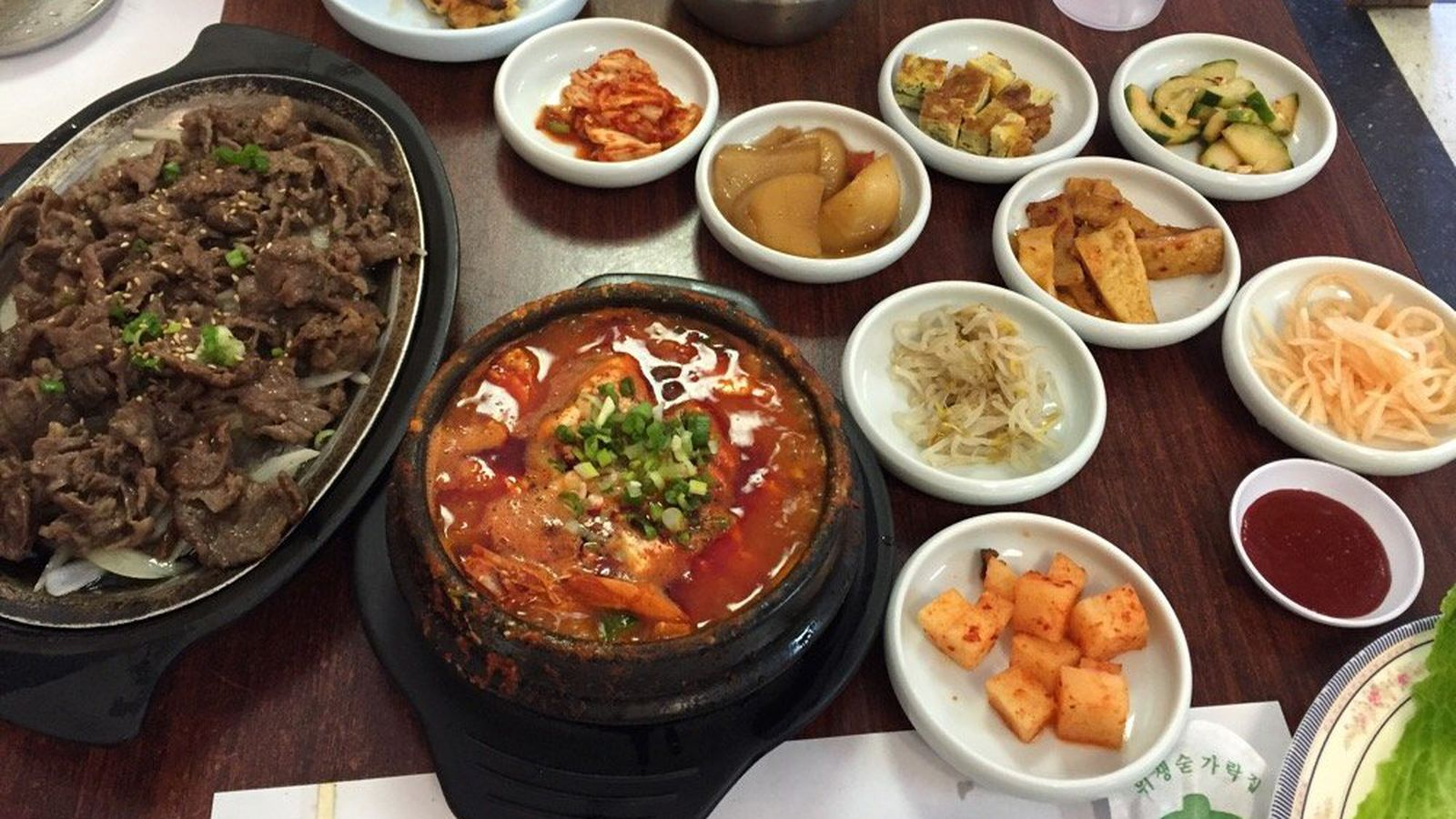 Five Top Notch Korean Restaurants To Try In Nashville