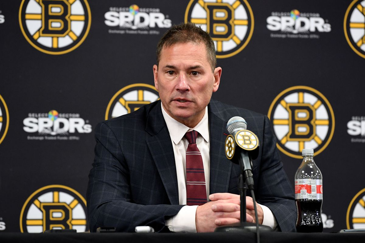 Amid rampant coaching changes, Bruce Cassidy's job security remains rock solid