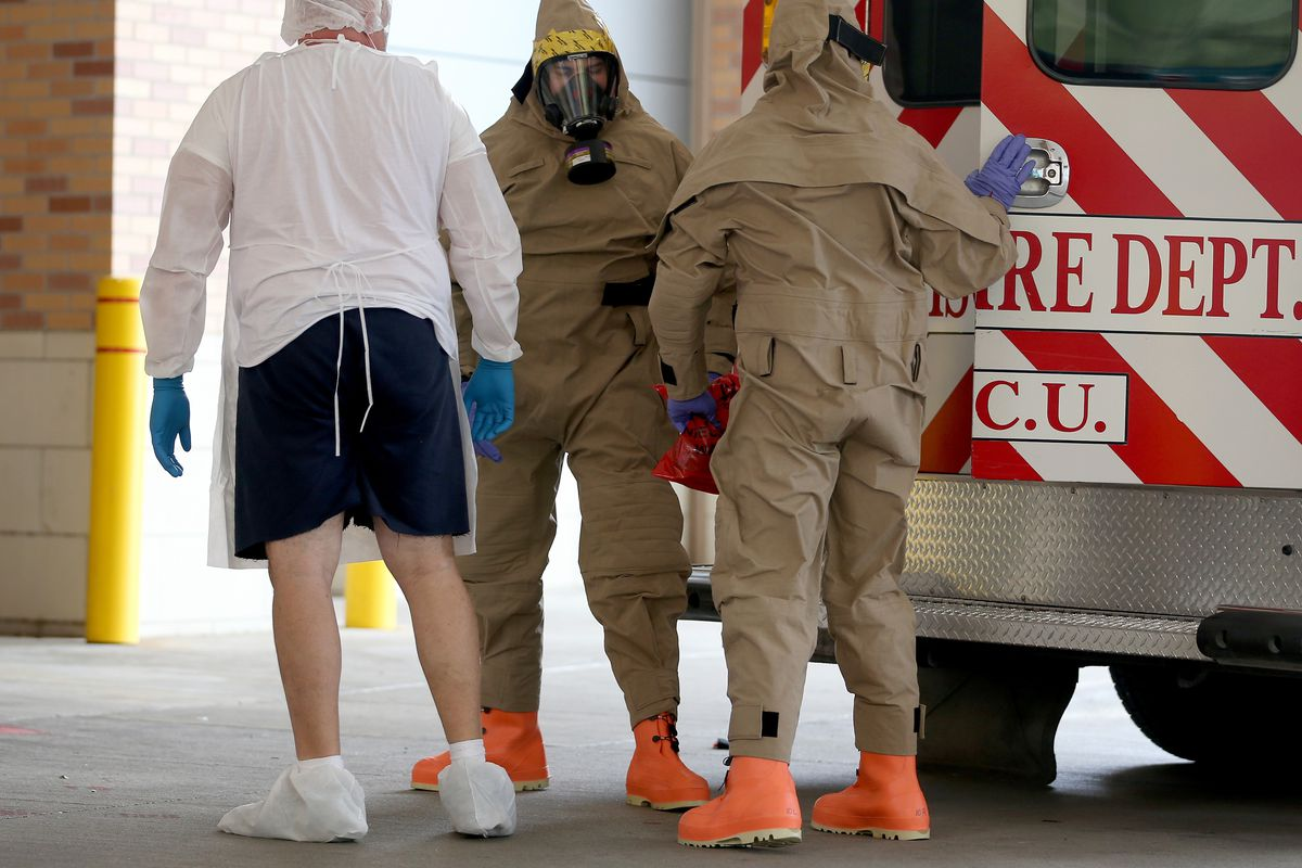 3 US hospitals stopped Ebola from spreading  Why didn't