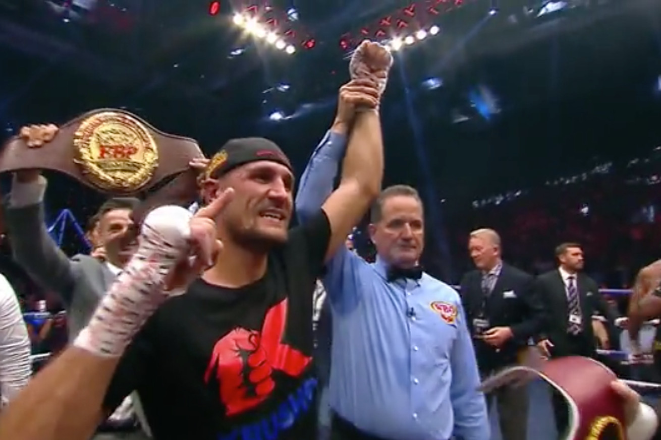 Screen Shot 2019 08 24 at 2.36.18 PM  2 .0 - Kovalev stops Yarde in 11th round to retain title