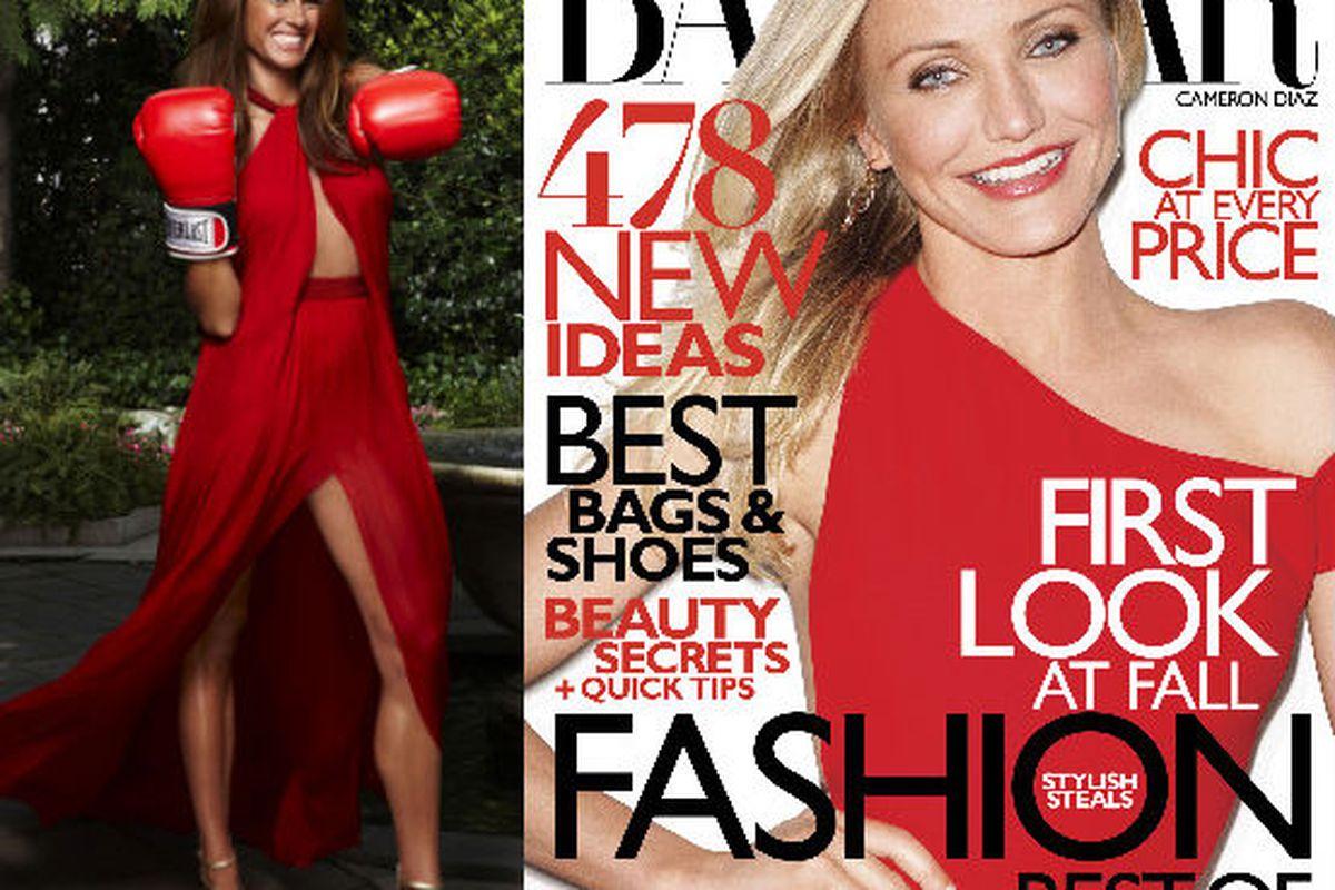 "Kelly Bensimon via <a href=""http://www.harpersbazaar.com/fashion/fashion-articles/kelly-bensimon-interview-0810"">Danielle Levitt/Harper's Bazaar</a>"
