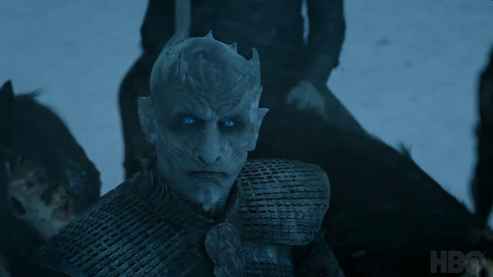 Game Of Thrones Fans Need To Be Much More Afraid Of The Night King