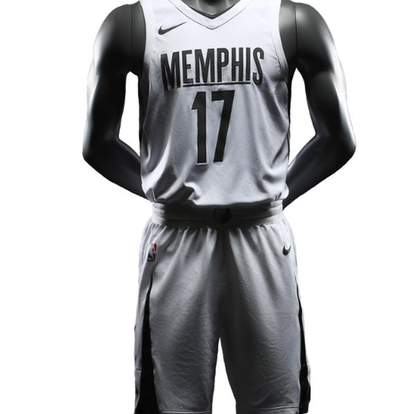 f19ff2804 Grizzlies unveil MLK50 City Edition Nike Uniform - Grizzly Bear Blues
