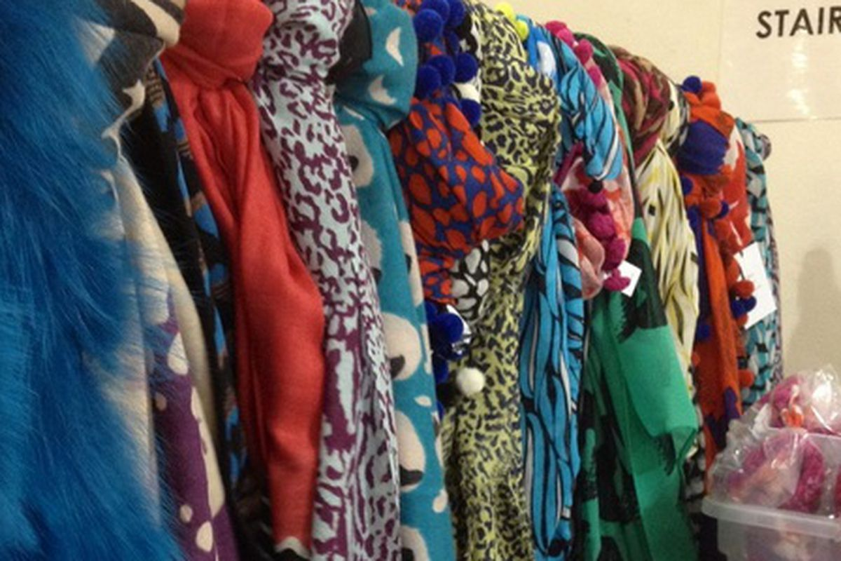 f10584a0be The DVF Sample Sale Has Received 3
