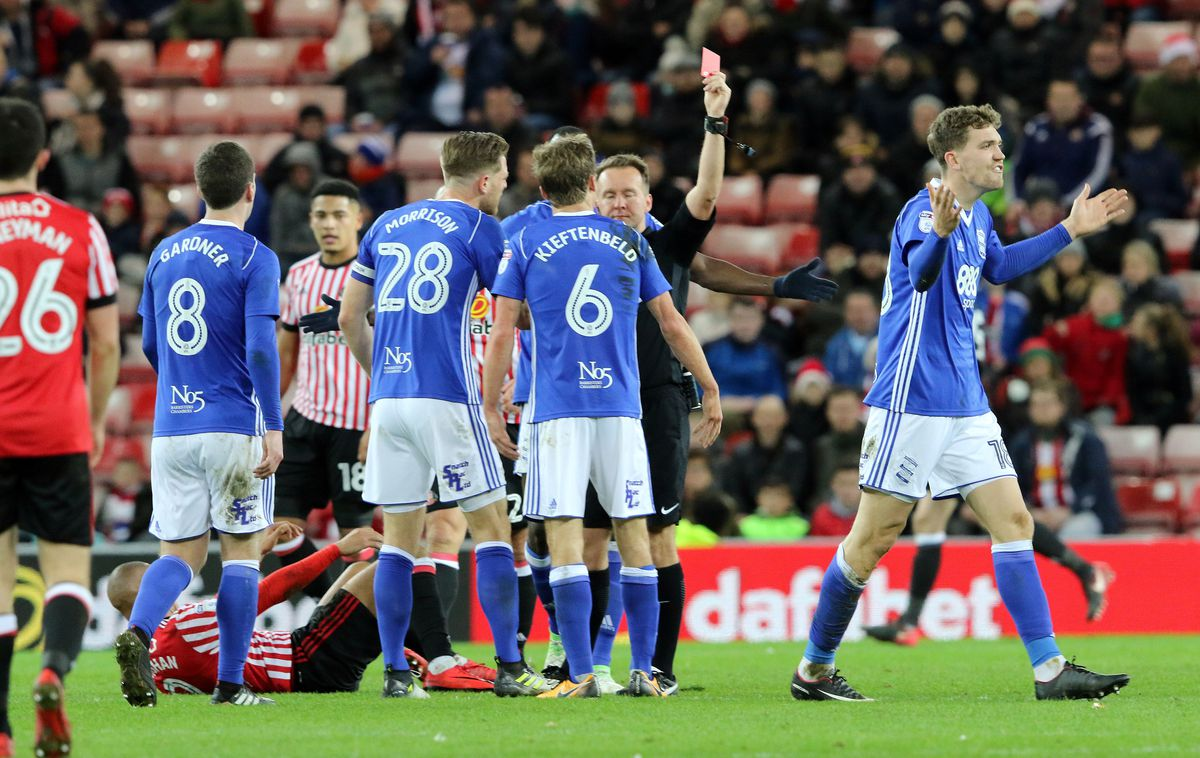 Sunderland v Birmingham City - Sky Bet Championship