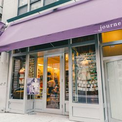 """<b>↑</b>Up your lingerie and sleepwear style with a trip to <b><a href="""" http://www.journelle.com/"""">Journelle</a></b> (3 East 17th Street). Stock up on <b>Hanky Panky</b> and <b>Wacoal</b>, go glam with <b>Dita von Teese</b>, splurge on <b>Stella McCartne"""