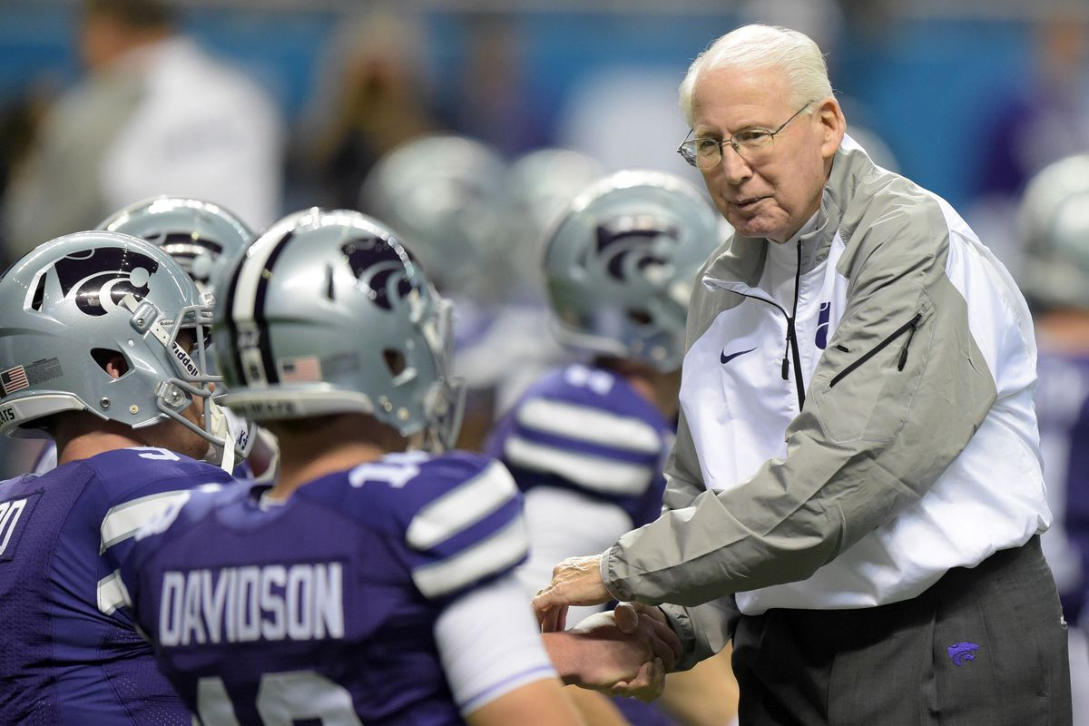 Bill Snyder will be over 80 years old if he faces Vandy in 2020.