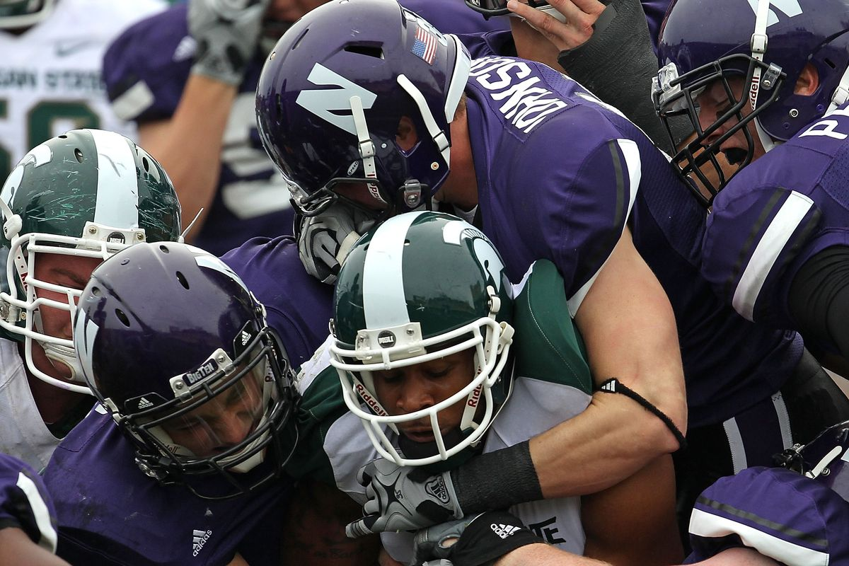 Northwestern Vs Michigan State Game Time Tv Channel Live Online