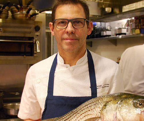 John Tesar Bans Leslie Brenner From His Restaurants - Eater