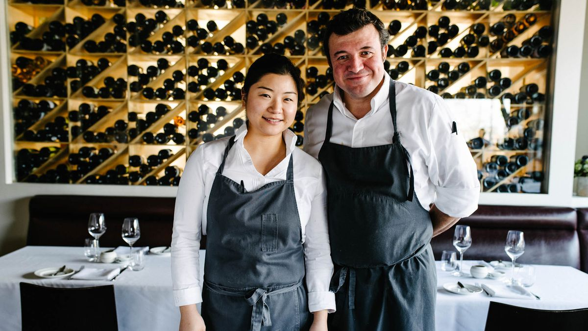 Kelly Jeun and Eduardo Valle Lobo are the new chefs at Frasca Food & Wine in Boulder