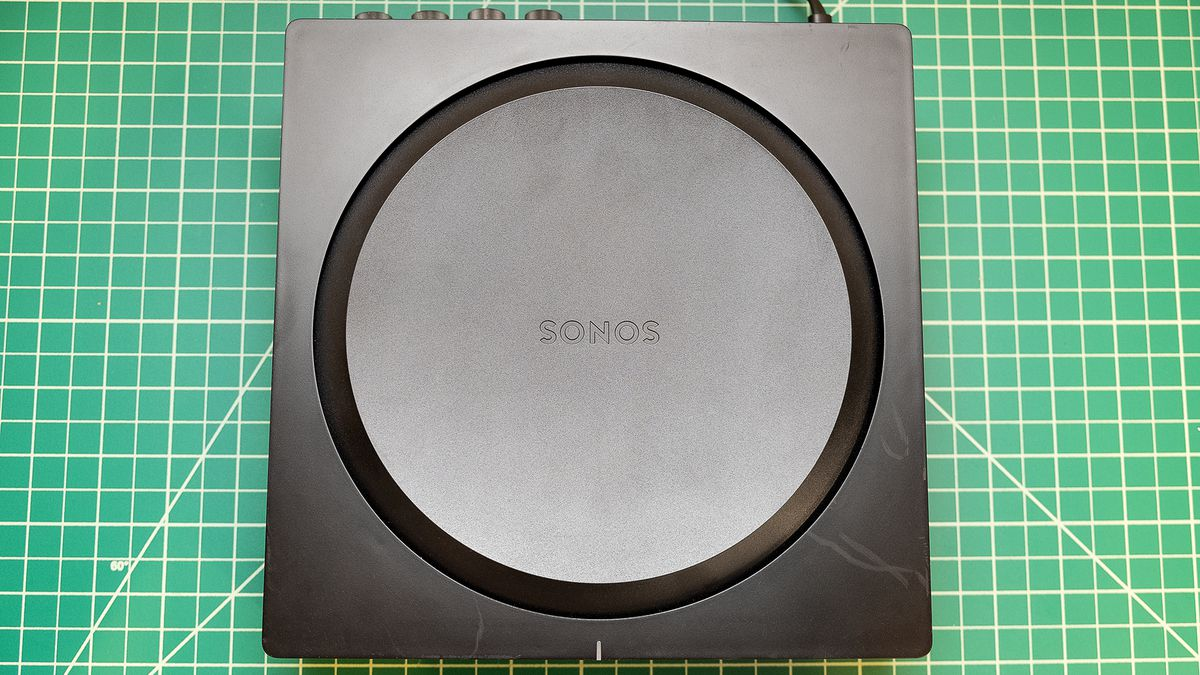 The new Sonos Amp is coming to save your old speakers - The ...  Best Images Of Wiring Diagram For Speaker Connection Ohm on