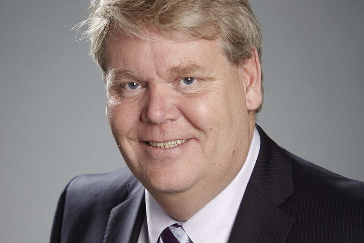 Sony Ericsson CEO and President Bert Nordberg