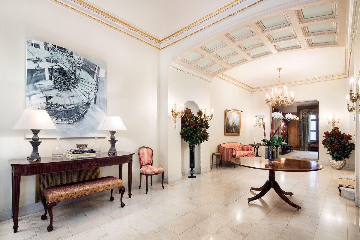 opulent upper east side townhouse with secret tunnels sells for