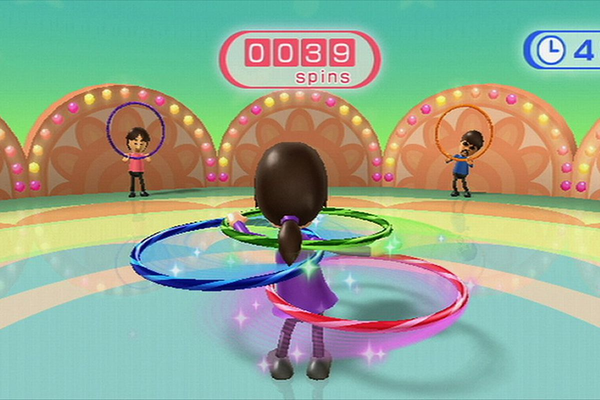 Study Suggests Wii Fit Can Be Used To Treat Children With ...