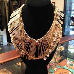 Assad Mounser necklace, $200