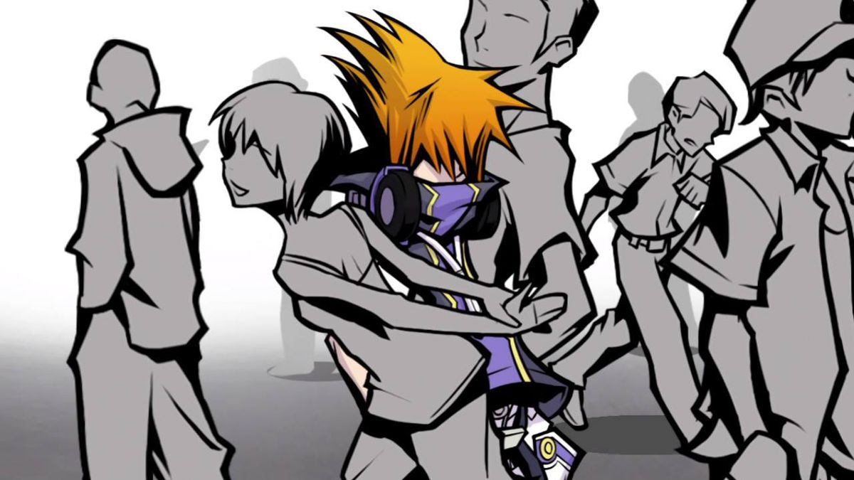 the world ends with you final remix intro