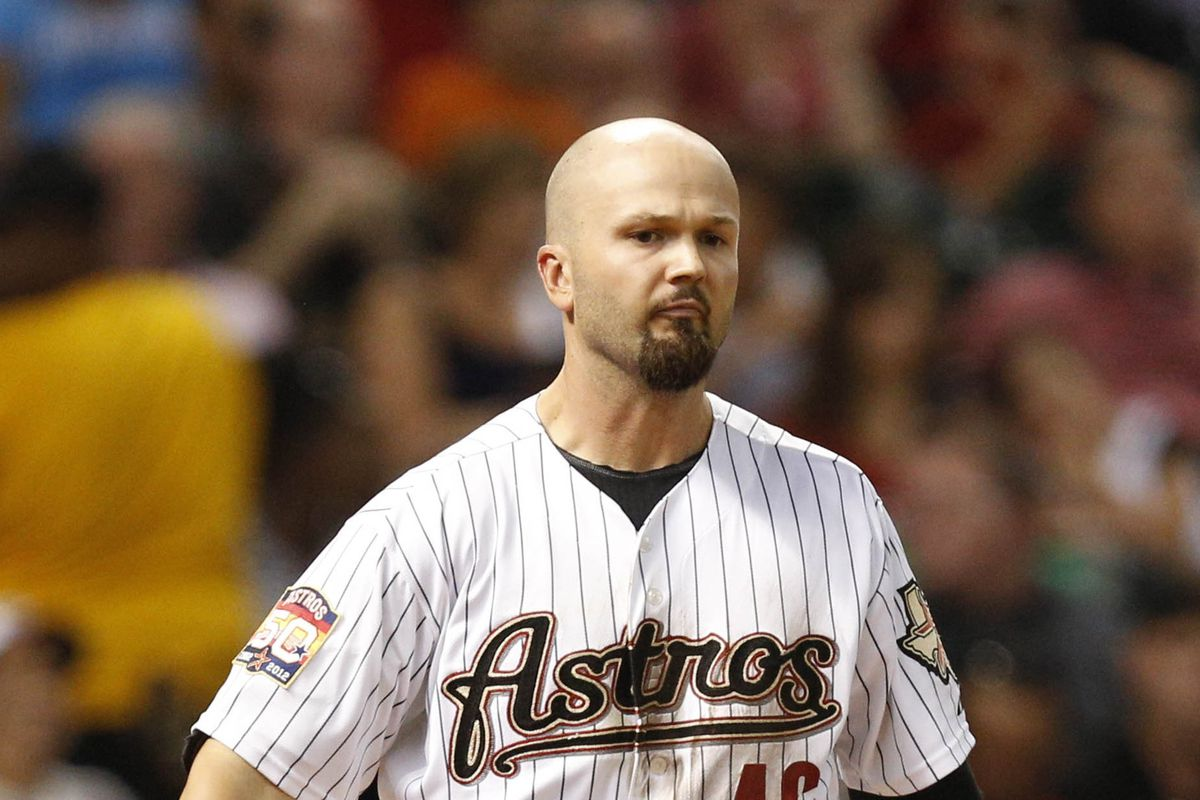 Scott Moore used to be an Astro, but we won't hold it against him.