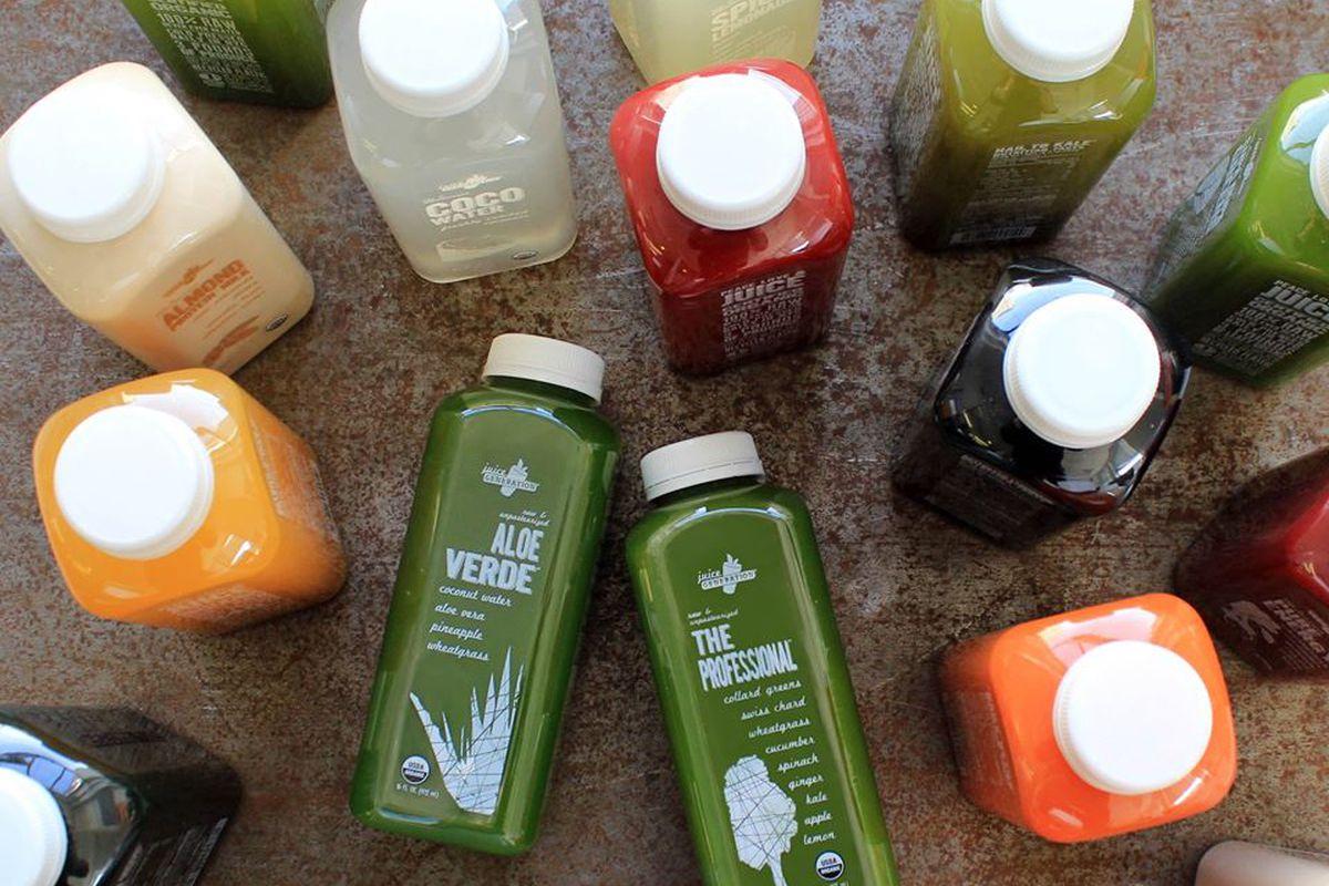 "<a href=""https://www.facebook.com/juicegeneration/photos_stream"">Juice Generation</a>/Facebook"