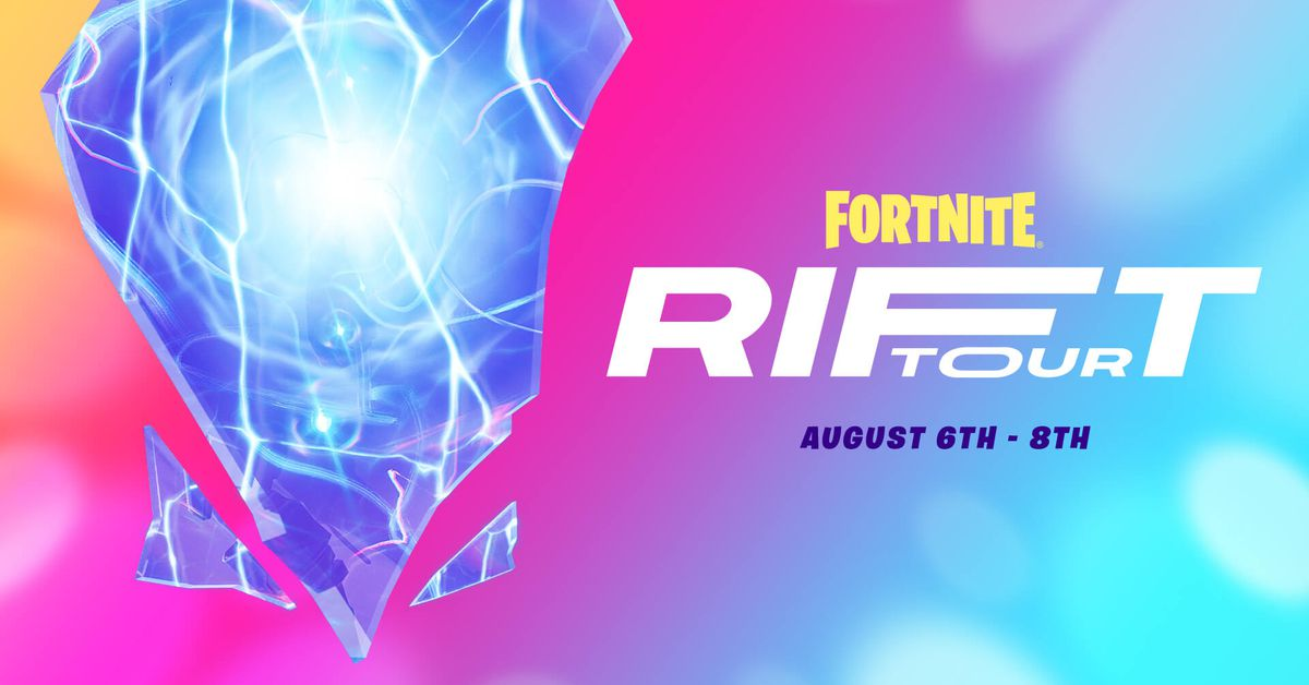Fortnite teases concert series with 'record-breaking superstar'