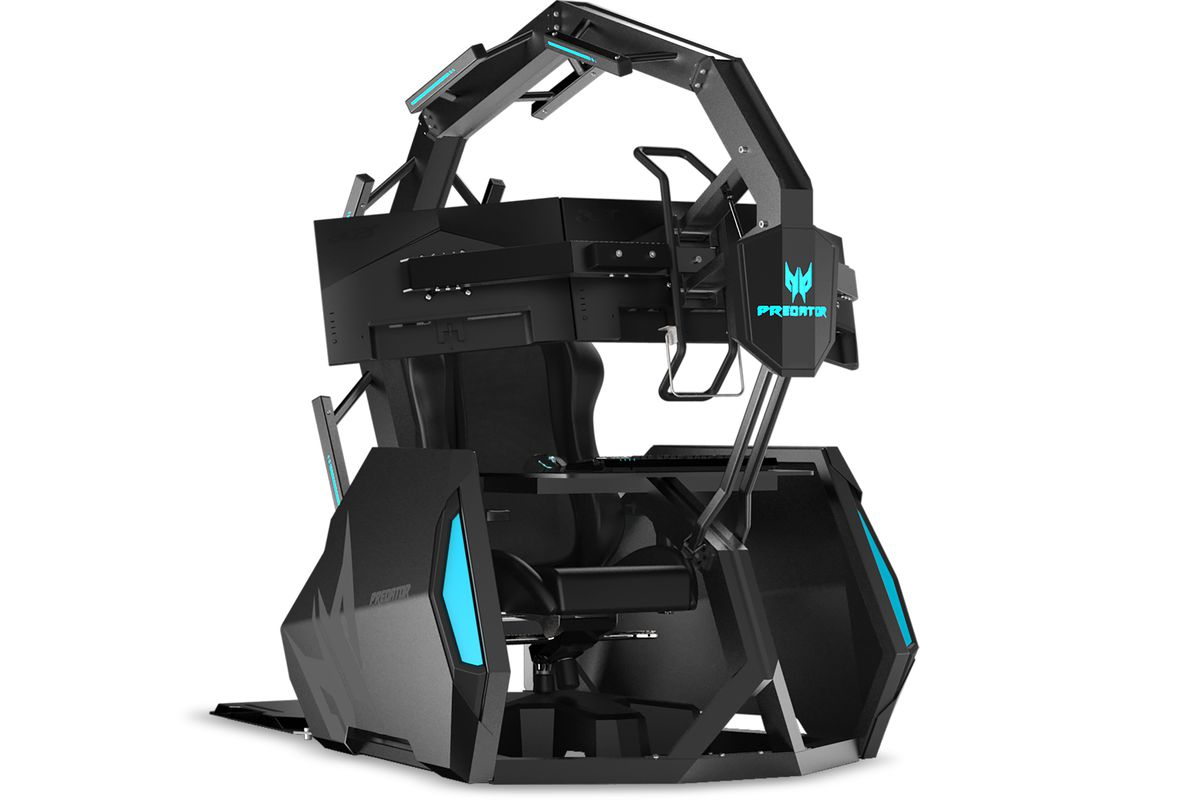 Acer's $14 000 Predator Thronos Air Gaming Chair Is Ready