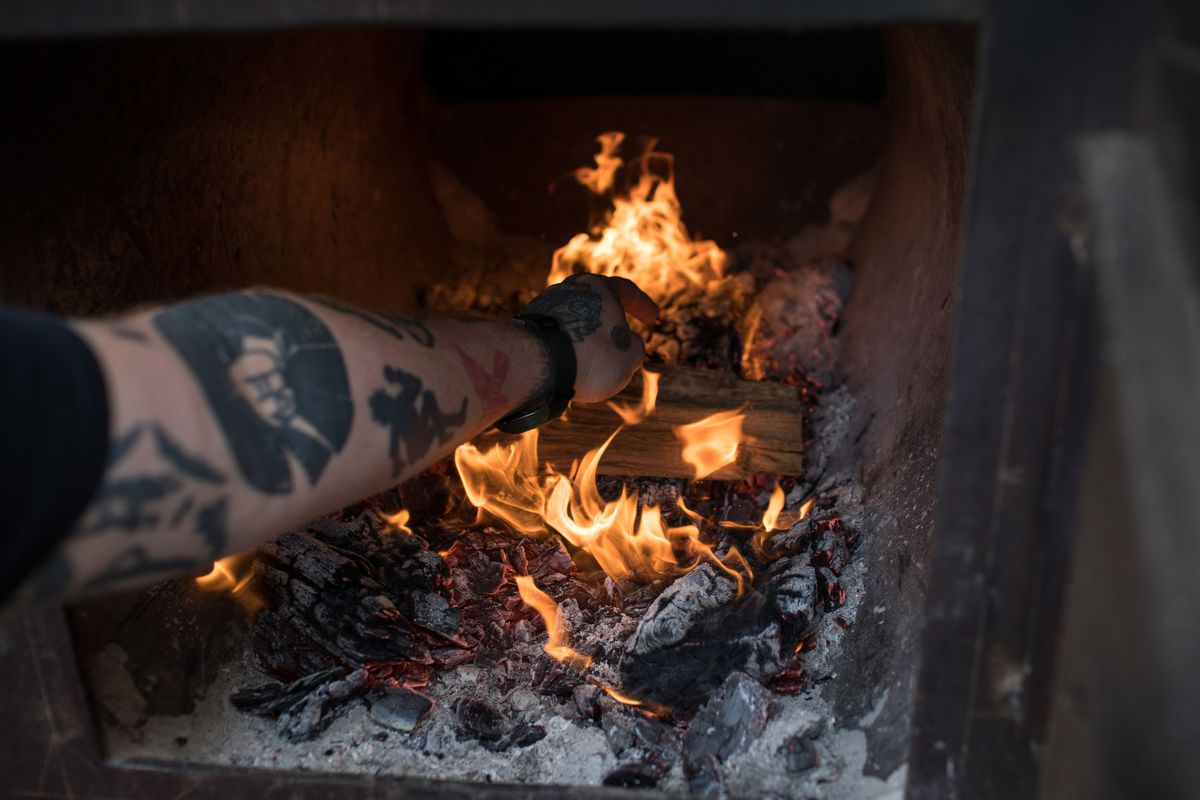 How Franklin Barbecue Rebuilt After The Fire Eater