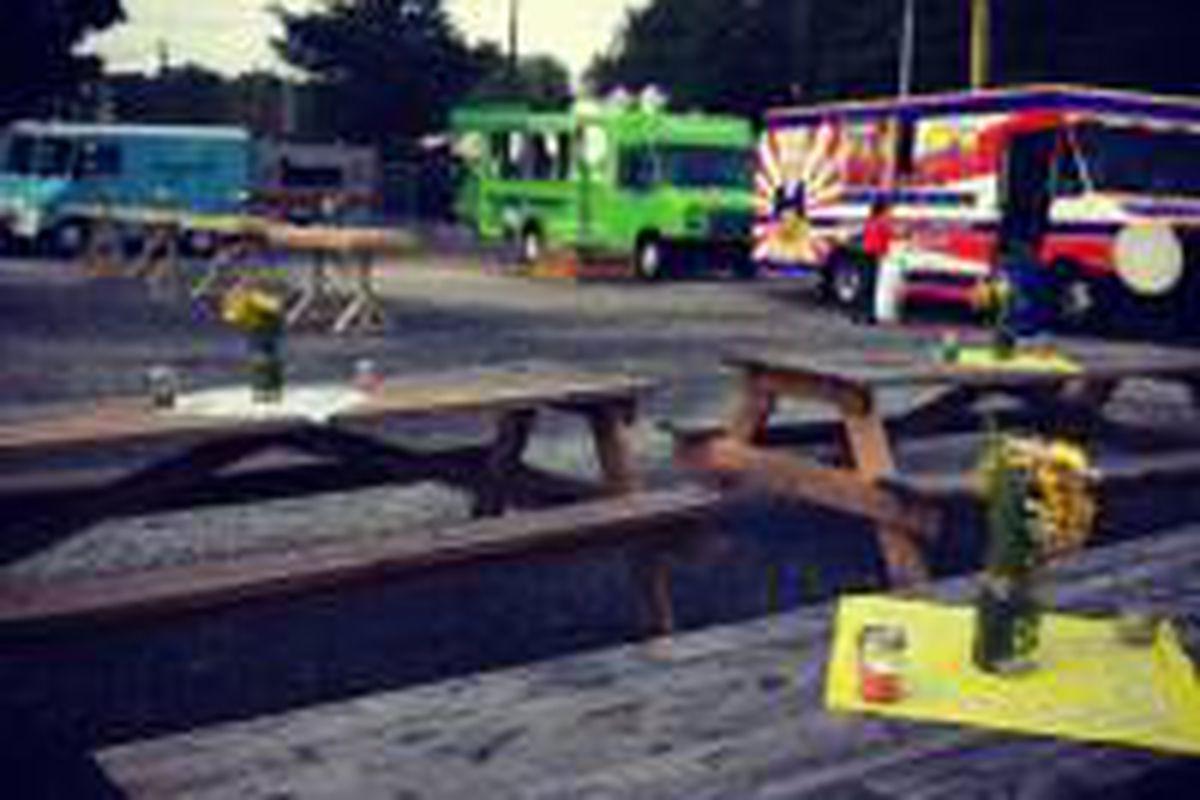 Atlanta Food Truck Park Closed Temporarily Due To Permit