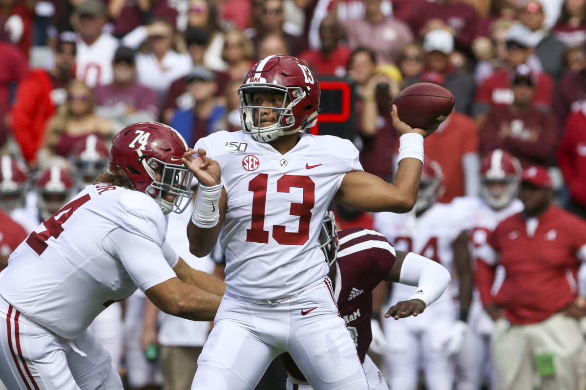Alabama vs Tennessee Preview: When The Crimson Tide has the Ball