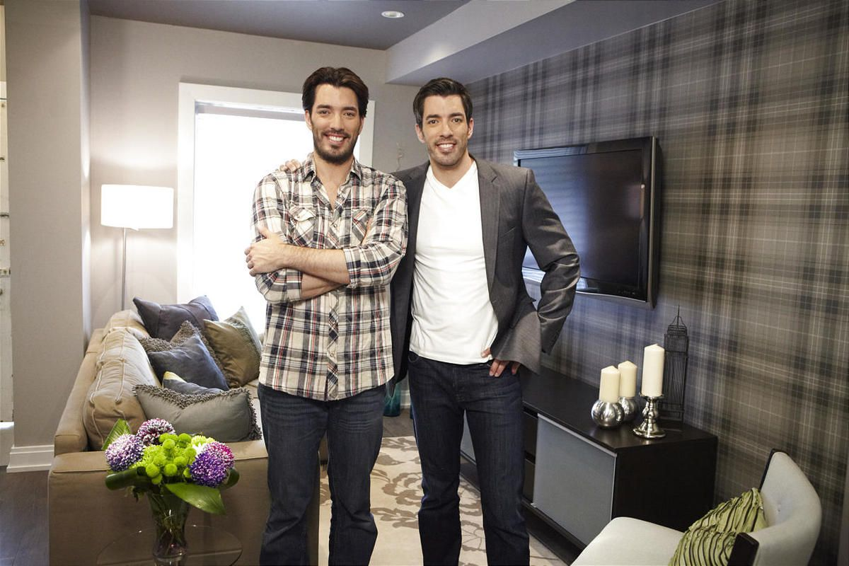 Q A With Drew And Jonathan Scott Of Property Brothers Deseret News