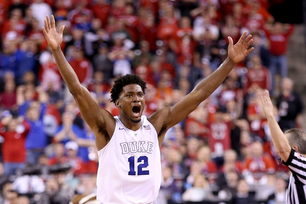 ACC One and Dones By The Numbers - Duke Basketball Report