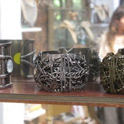 Cuffs, varying prices.