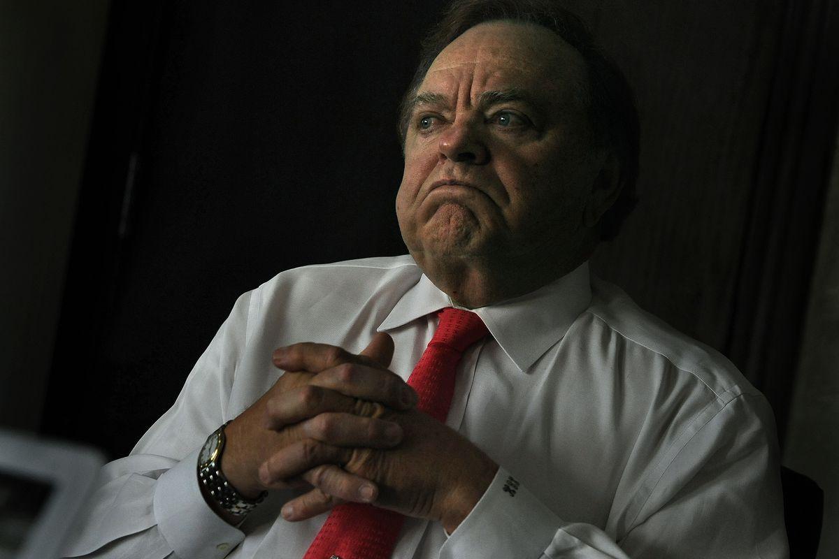 Oil billionaire Harold Hamm, the 24th richest person in the US