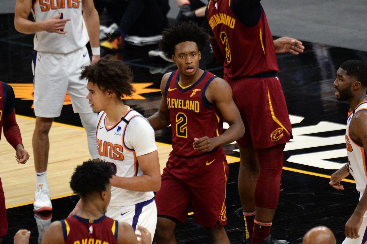NBA: Cleveland Cavaliers at Phoenix Suns